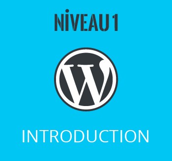 Formation wordpress niveau 1 introduction Montréal Canada