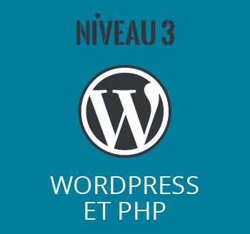 Formation wordpress niveau 3 wordpress et php Montréal Canada