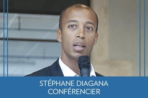 client anthony vidal Stéphane diagana, création du logo et création site web